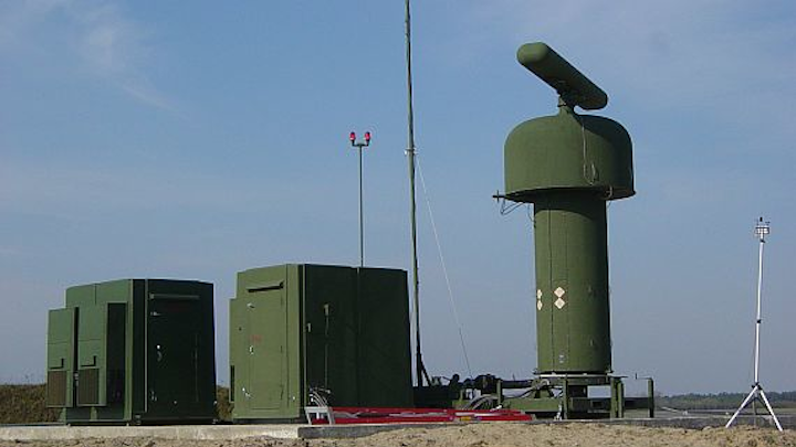 Exelis to build and install new COTS precision-approach radar systems for military airfields