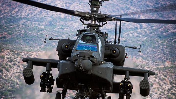 Boeing to build 24 Apache attack helicopters for Qatar under terms of $667.5 million contract