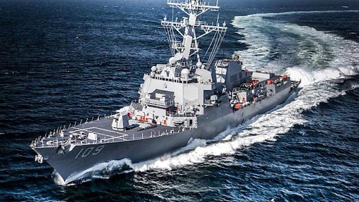 Lockheed Martin to install Navy shipboard undersea warfare systems in potential $169.5 million contract