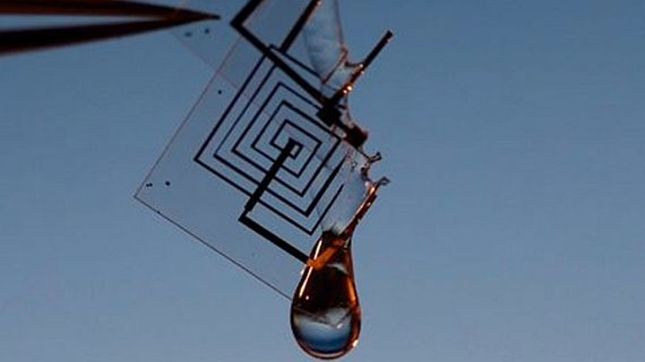 MORSECORP joins DARPA program for air-drop unmanned aircraft that melt for stealth and secrecy