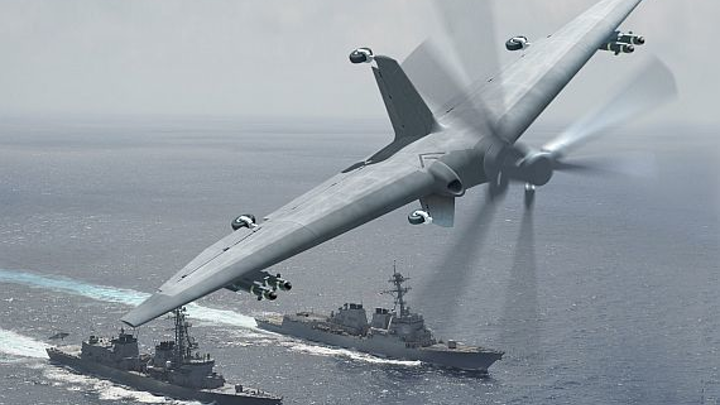 DARPA asks Northrop Grumman to build second TERN prototype UAV to fly from small surface ships