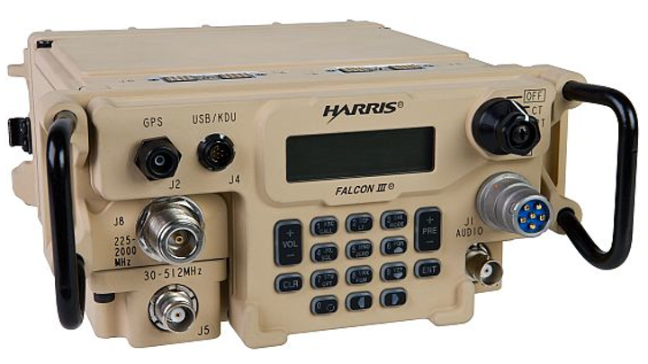 Harris wins potential $1.7 billion radio contract (finally) for Afghanistan and other countries