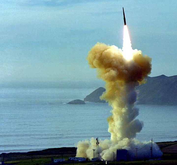 Boeing to upgrade missile guidance systems on Minuteman III land-based nuclear rockets