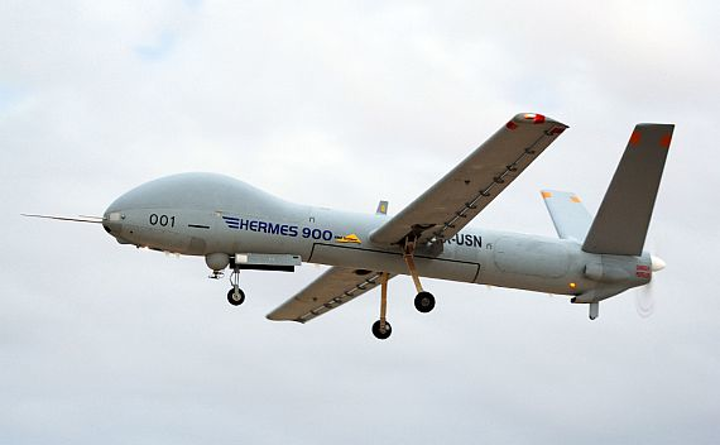 NASA reaches out to industry to determine state of the art in UAV sense and avoid avionics