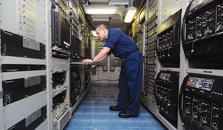 GD upgrading Navy shipboard radio with HF automatic link