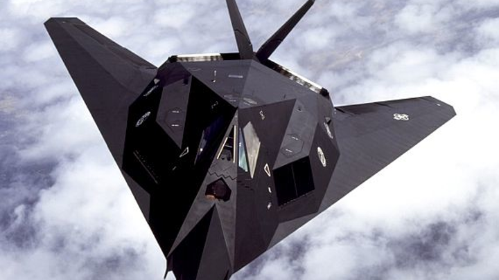 The siren song of radar-evading stealth aircraft