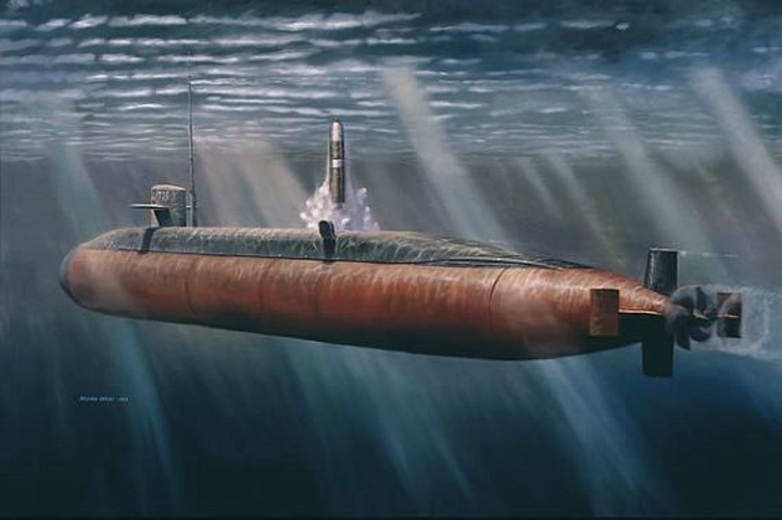 Lockheed Martin prepares to build another batch of Trident submarine-launched ballistic missiles