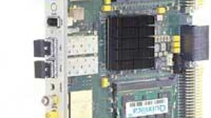 Card for high-speed streaming analog-to-digital applications