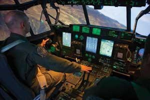 High-fidelity COTS technology drives flight simulation