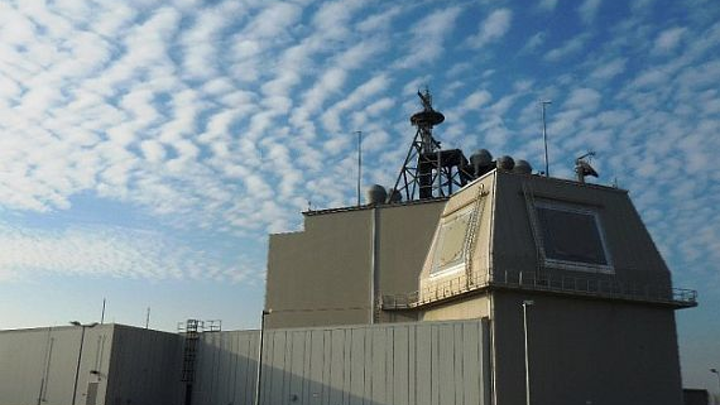 Lockheed Martin to start installing Aegis Ashore missile-defense equipment in Poland