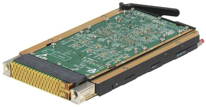 Rugged 3U VPX switches for high-throughput military embedded