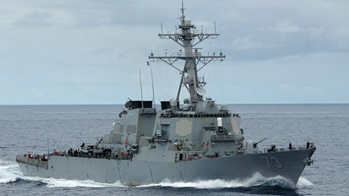 Navy continues work to replace AN/SPY-1 shipboard radar with new Air and Missile Defense Radar