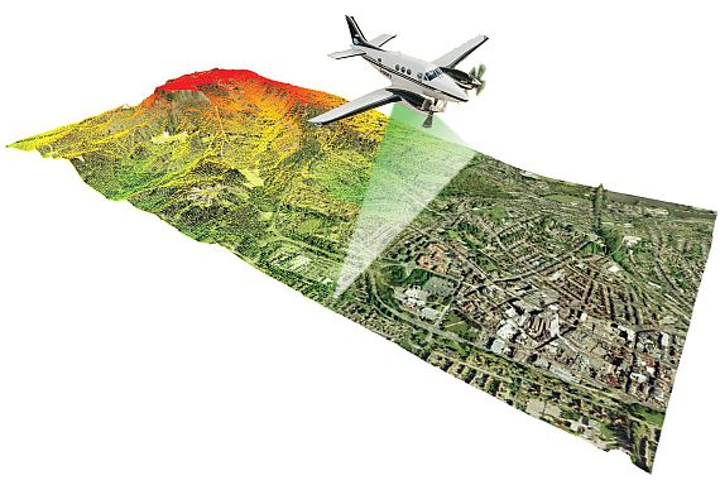 Four companies to develop enabling technologies for tomorrow's electro-optical lidar sensor