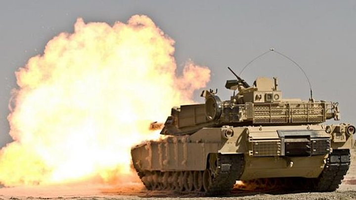 General Dynamics Land Systems to provide power electronics boxes for M1 tank vetronics