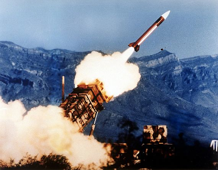 Raytheon to provide encryption and cyber security upgrades for Patriot missile system