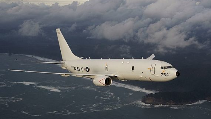 Is the Navy's P-8A Poseidon jet evolving into a multi-sensor strategic reconnaissance platform?