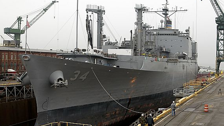 Navy chooses seven companies to make electrical, mechanical upgrades to surface warships