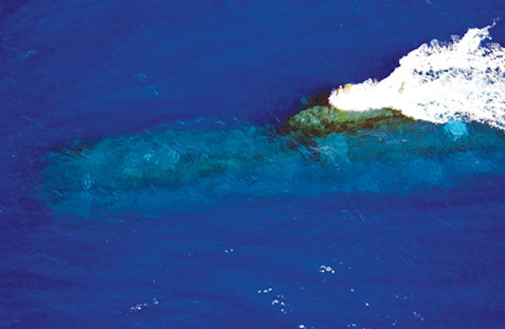 1609mae Pa Submarine