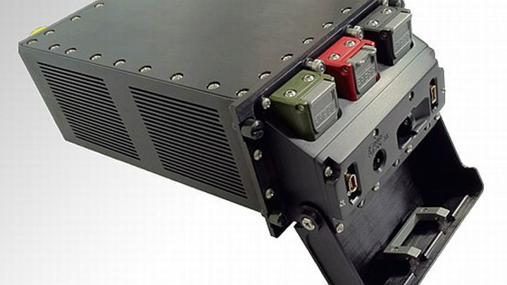 Physical Optics to provide rugged data recorders with cyber security for military helicopters