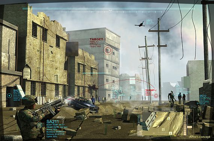Lockheed Martin moves forward in DARPA program to boost capabilities of infantry technology