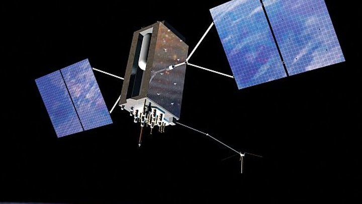 Air Force taps Lockheed Martin to build two more advanced GPS III navigation satellites