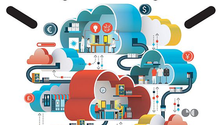 IBM blending cloud computing and artificial intelligence to fuse data in decision-making