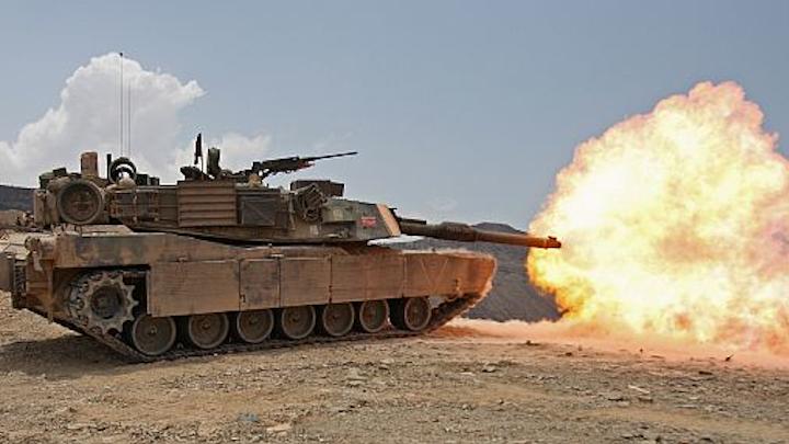 Raytheon to upgrade Marine M1A1 tank vetronics to enhance fire-control, situational awareness