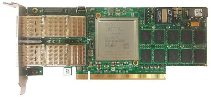PCI Express embedded computing boards with Xilinx FPGAs for