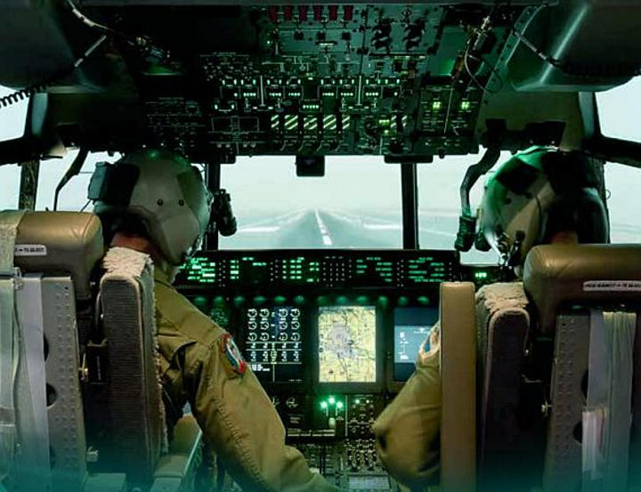 Simulation and training experts Lockheed Martin and CAE to