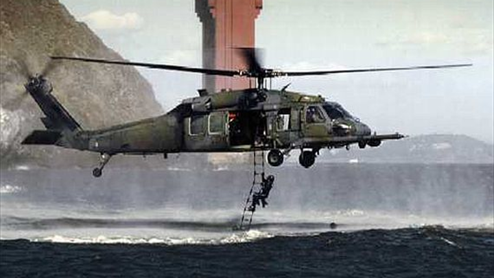 Air Force to upgrade HH-60G combat search-and-rescue helicopter fleet with Esterline CMC avionics