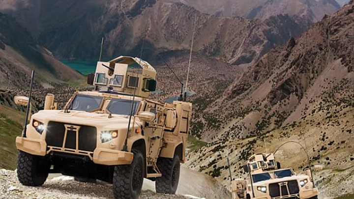 Oshkosh Defense chooses vetronics solid-state power controllers from DDC for military JLTV