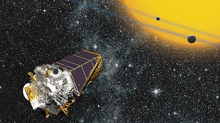 Ball Aerospace continues spacecraft operations and maintenance of NASA Kepler deep-space probe