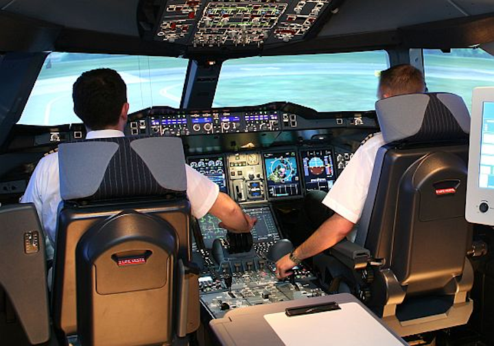 L-3 to provide advanced flight simulation for All Nippon Airways