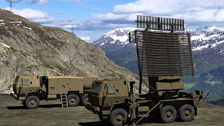 Lockheed Martin to provide Air Force with long-range solid-state gap-filler radar systems