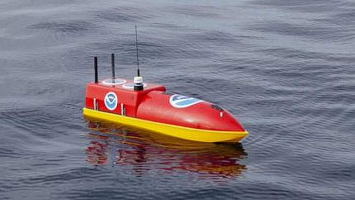 Hydronalix to build unmanned surface vessel (USV) to monitor safety and for underwater communications