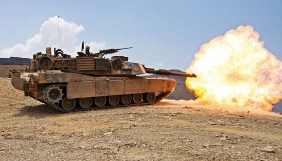Raytheon to upgrade fire-control systems in Marine M1A1 battle tanks |  Military & Aerospace Electronics
