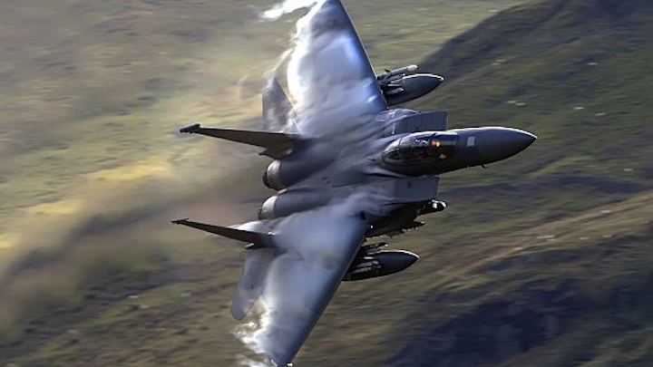 Boeing moves to full-scale development on new BAE Systems-developed EW system for F-15 fighter