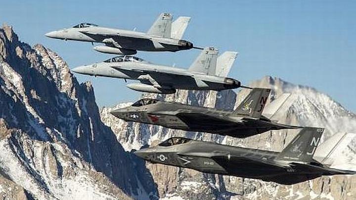 Lockheed Martin gets $7.2 billion order for 90 F-35 fighter-bomber jet aircraft