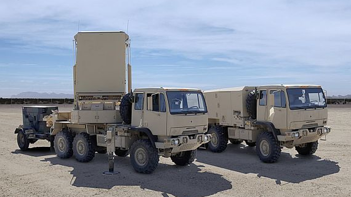 Army asks Lockheed Martin to upgrade AN/TPQ-53 air-defense radar with counter-drone capability
