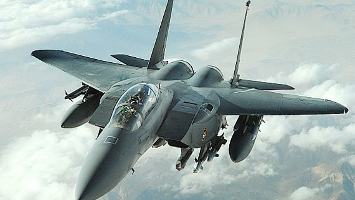 Boeing wins half-billion-dollar order to upgrade radar on Air Force F-15C/D and F-15E combat jets