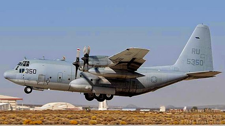Lockheed Martin to provide cyber security and data integrity for Navy C-130T aircraft avionics