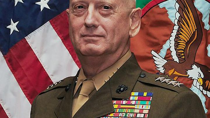 Retired Marine Corps Gen. James Mattis faces his biggest challenge yet as secretary of defense