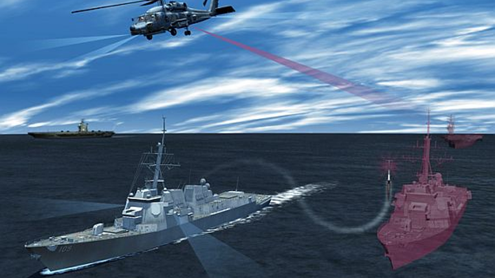 Lockheed Martin to build helicopter-based electronic warfare (EW) to protect ships from missiles