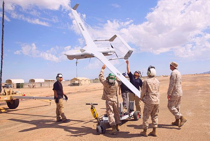 Special Operations Command chooses Textron and Insitu to provide UAV surveillance to commando units