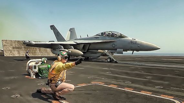 General Atomics to build high-power electric aircraft-launching system for new aircraft carrier