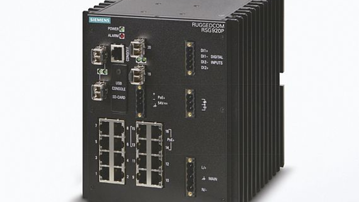 Navy chooses rugged shipboard networking and communications gear from RuggedCom for fleet use