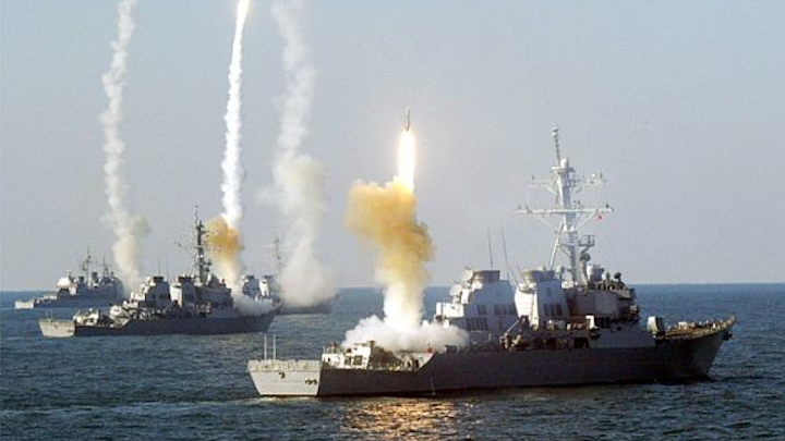Raytheon to network Navy tactical data links to coordinate electronic warfare (EW) and weapons