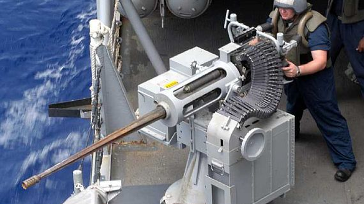 Lockheed to develop smart bullets to help defend Navy vessels from swarming attacks