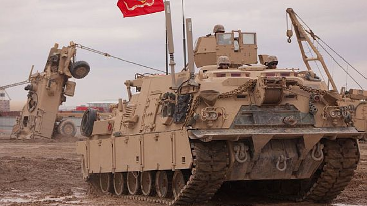 BAE Systems to build 11 recovery M88A2 armored combat vehicles and vetronics in $28.2 million contract