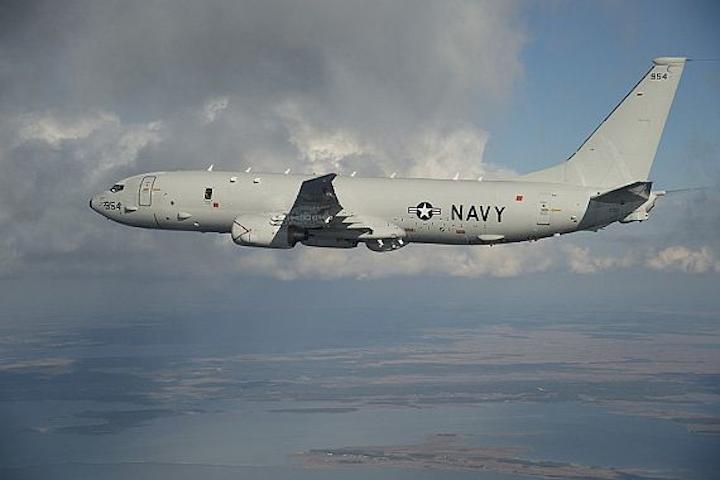 Boeing to upgrade sonar signal processing on Navy P-8A anti-submarine warfare (ASW) aircraft
